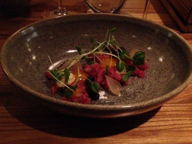 Gastrobar Emo- Delicious Beef tartar