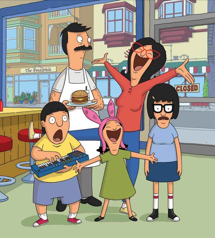 Another Grand Re-Re-Re-Re-Opening? Now THAT's something to shout about! #bobsburgers