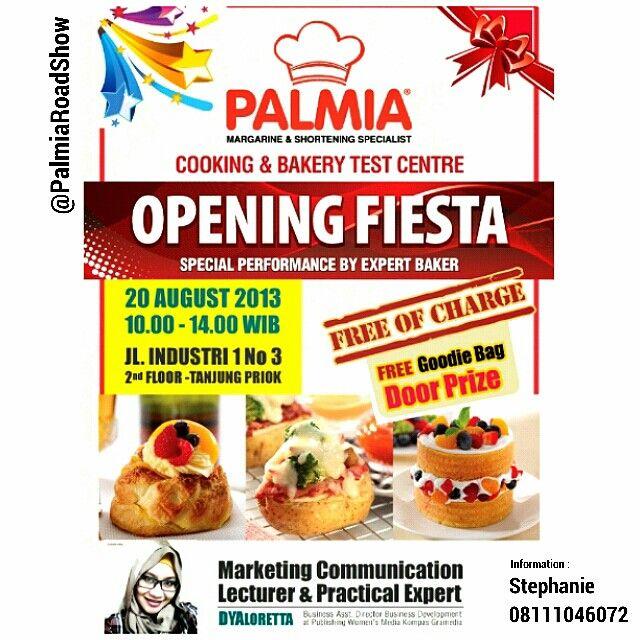 Sharing bsama entrepreneur palmia club