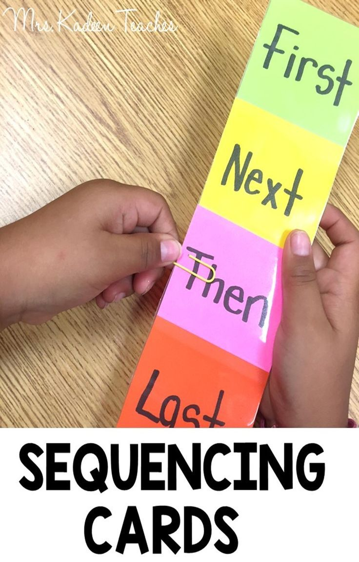 Guided reading ideas. Help students understand how to sequence stories with a easy retelling chart.