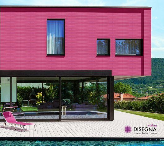 Go bold this summer with the Disegna Adoration!