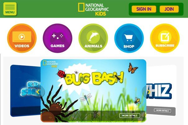 The Very Best Online Educational Games For Kids Online