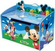 Mickey Mouse Clubhouse toy chest