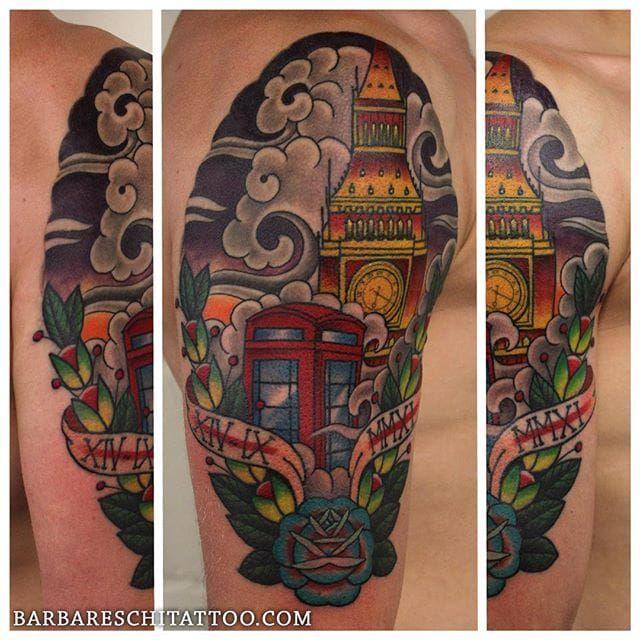 1000+ Ideas About Big Ben Tattoo On Pinterest