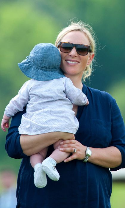 Z: ZARA TINDALL  William's cousin and lifelong confidante Zara – the daughter of Princess Anne – was a natural choice to be one of George's seven godparents. Since the christening, Zara and her husband Mike have welcomed a baby of their own, Mia, now one. The Olympic equestrian has indicated that she's not planning to have another child before the 2016 Olympic Games, but she'll certainly shower William and Kate's second-born with love. Interestingly, Zara is the only royal relative among…