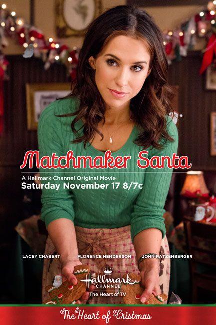 """What this all boils down to is that """"Matchmaker Santa"""" is just another typical and predictable made for TV Christmas movie. Description from themoviescene.co.uk. I searched for this on bing.com/images"""