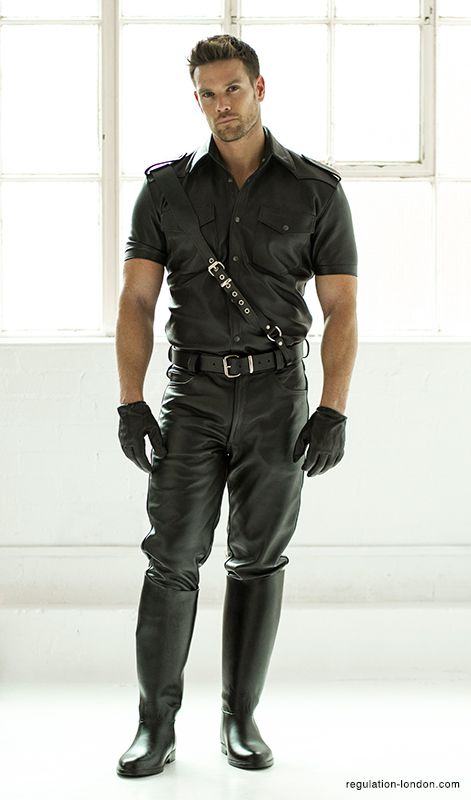 1000 Ideas About Mens Leather Boots On Pinterest