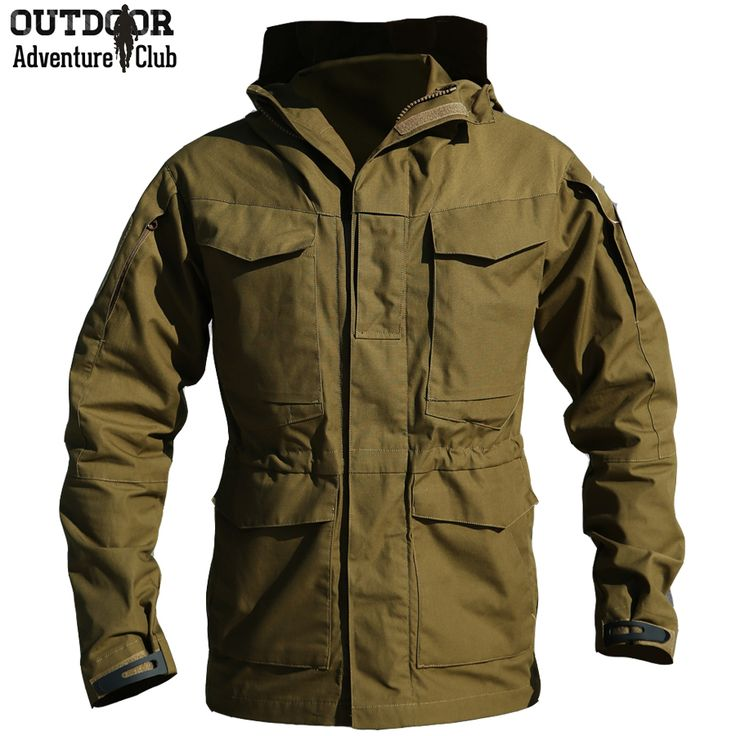 Cheap jacket ears, Buy Quality jacket burberry directly from China m65 military jacket Suppliers:  M65 UK US Army Clothes Casual Tactical Outdoor Windbreaker Men Winter Thermal Long FlightPilotCoa