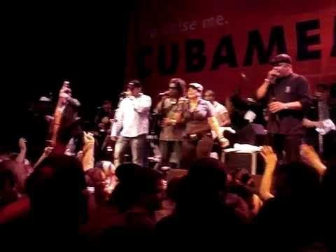 "Los Van Van live. Best timba songs (Cuban Salsa Lovers Festival ""Cubamem..."