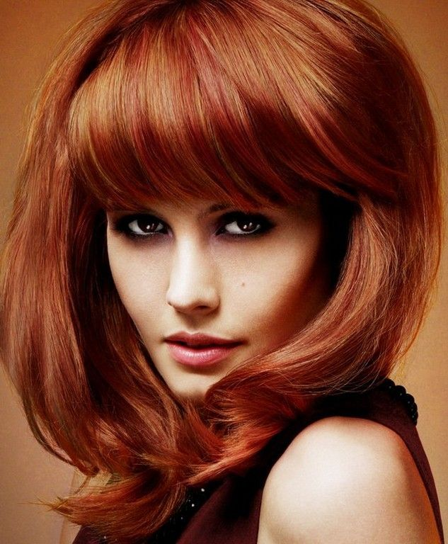 17 Best Ideas About Medium Red Hair On Pinterest