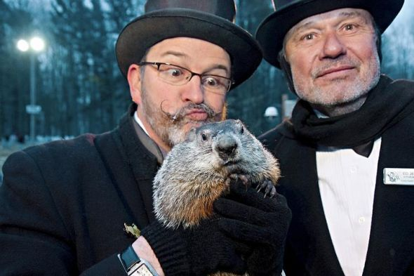 Groundhog Day 2010: Living the Dream in Punxsutawney  An Epoch Times staff member explores his family connection to Groundhog Day