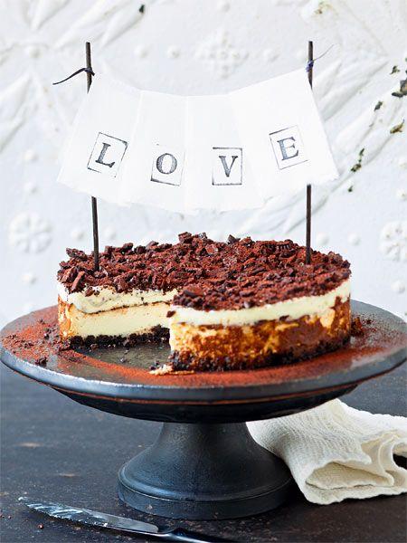Oreo-Milchcreme-Kuchen