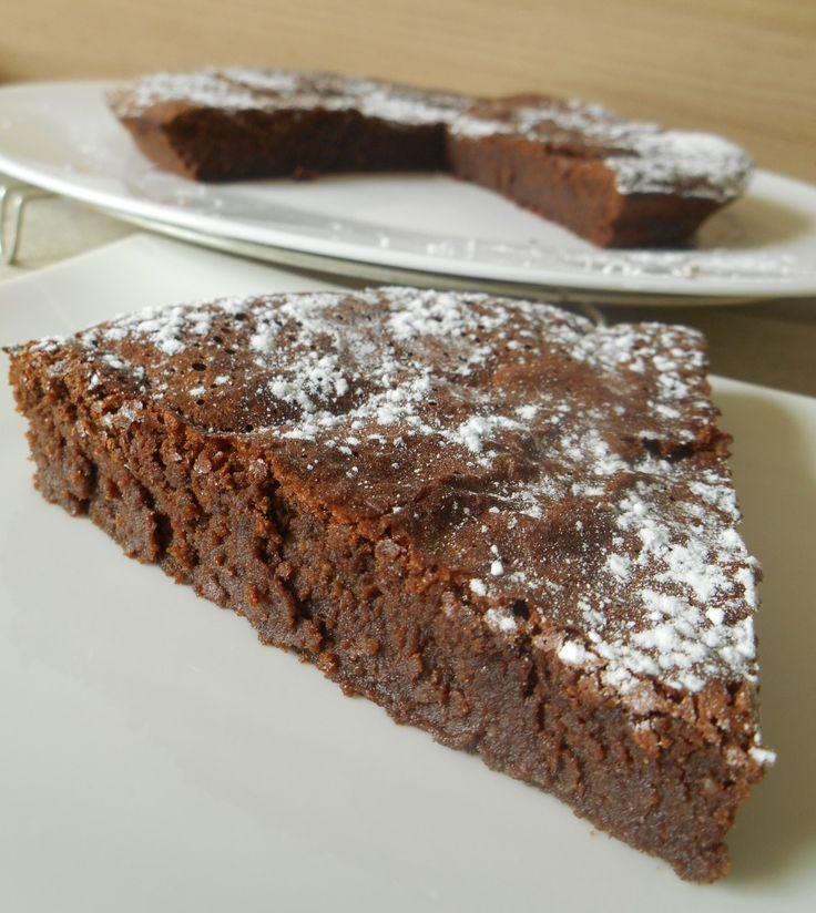 GÂTEAU AU CHOCOLAT BELLEVUE (CHRISTOPHE FELDER)