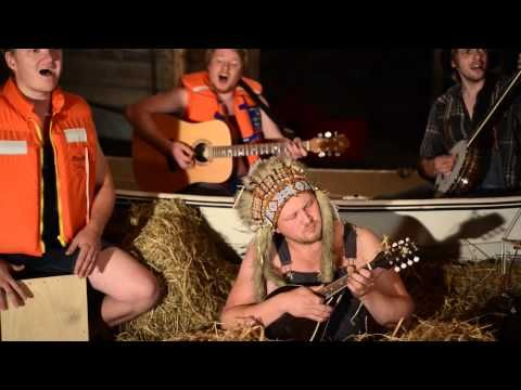 """Finnish Bluegrass cover of Dio's """"Holy Diver"""".  Believe it or not, this actually works."""