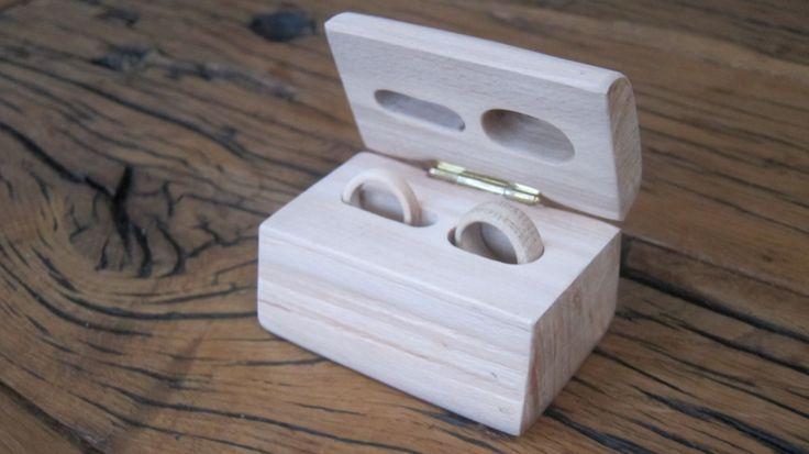 houten trouwringen