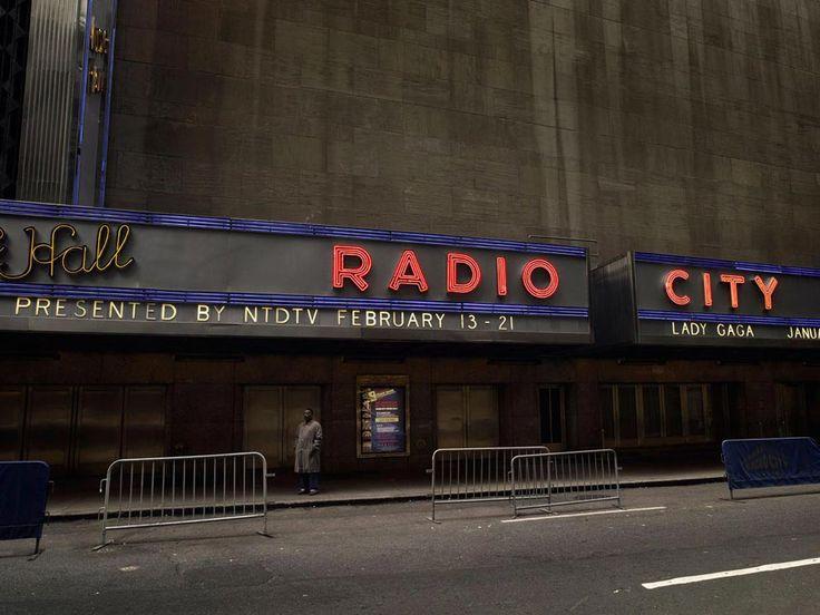 Radio city music hall,
