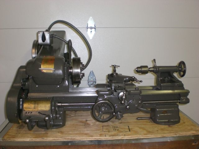 South Bend Model A Screw Cutting Metal Lathe With Quick