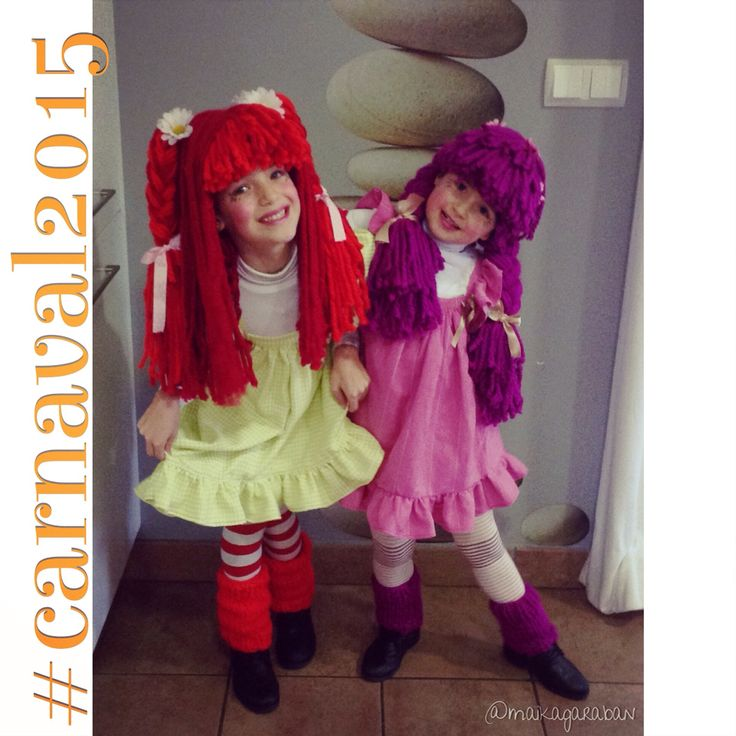 83 best images about disfraces on pinterest lalaloopsy