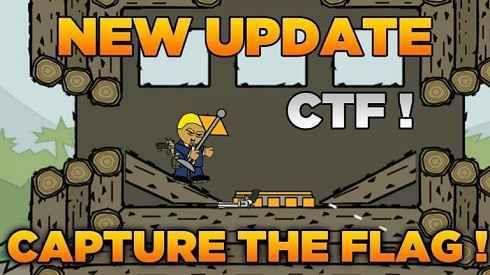 New Mini Militia Ctf Capture The Flag Mod Mini Militia Mod Apk