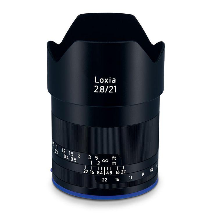 カールツァイス、フルサイズ用の超広角レンズ「Loxia 2.8/21」 画像1