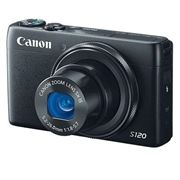 Shop Canon PowerShot S120 12.1 MP CMOS #DigitalCamera, #Compare #Price from 8 Stores