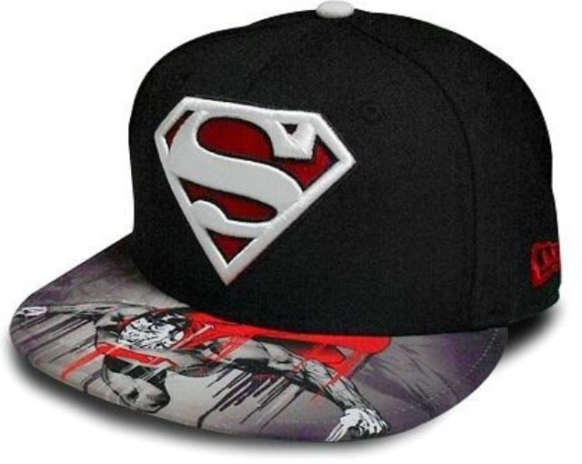 8275872b8e I found  Boné New Era Superman Viza Sic - DC Comics  on Wish