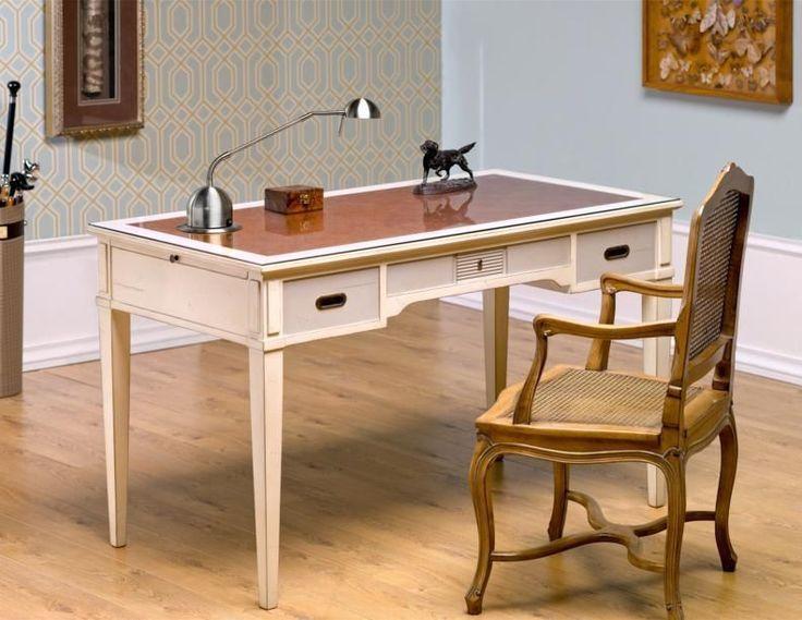 36 mejores im genes de escritorios en pinterest - Mesa escritorio clasica ...