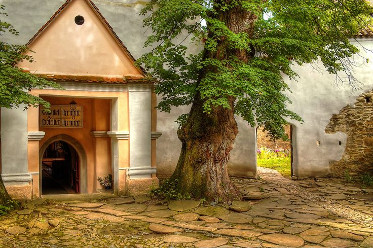 https://flic.kr/p/uMNFFT   Biserica fortificata Cincsor