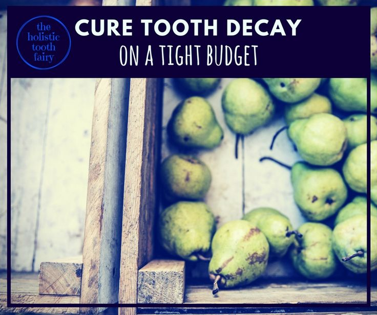 Holistic strategies to cure tooth decay and prevent cavities will save you money, pain and unnecessary dental interventions.
