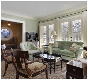 http://rustysdandypainting.com - For your living room or dining room, choose a shade of paint that is bolder than what your existing color on the walls is to create a splash of color that will instantly add style and pizzazz.