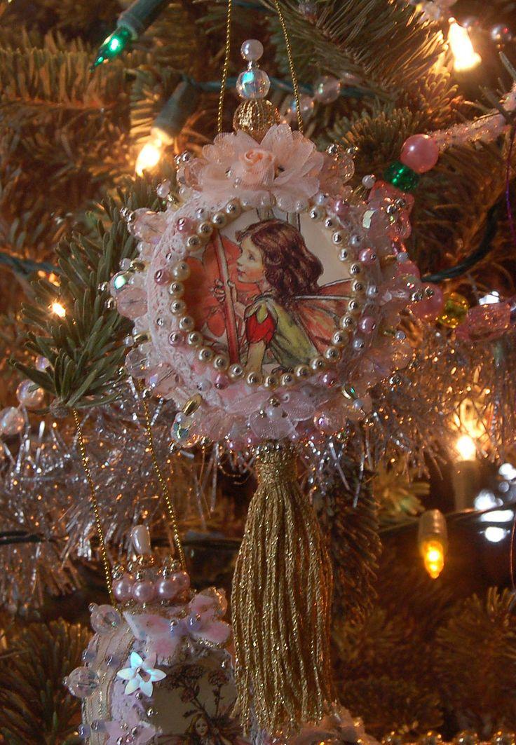 Gray Cat Ornaments Home: