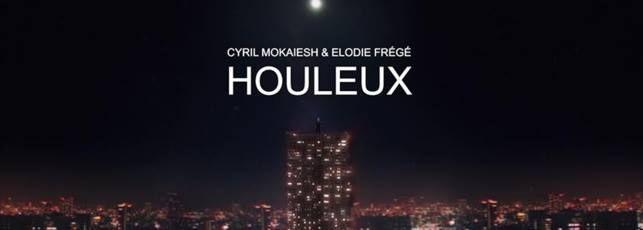 """Cyril Mokaiesh dévoile le clip """"Houleux"""" en compagnie d'Elodie Frégé http://xfru.it/I1Zfwn"""