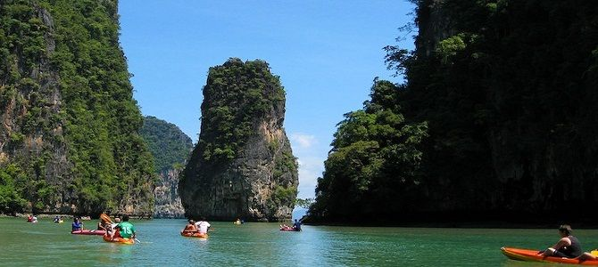 A Thailand vacation will bring you close to nature