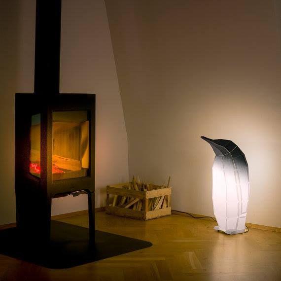 Mostlikely [Paper sculpture lamp] - more.. www.facebook.com/piecekorea design&craft
