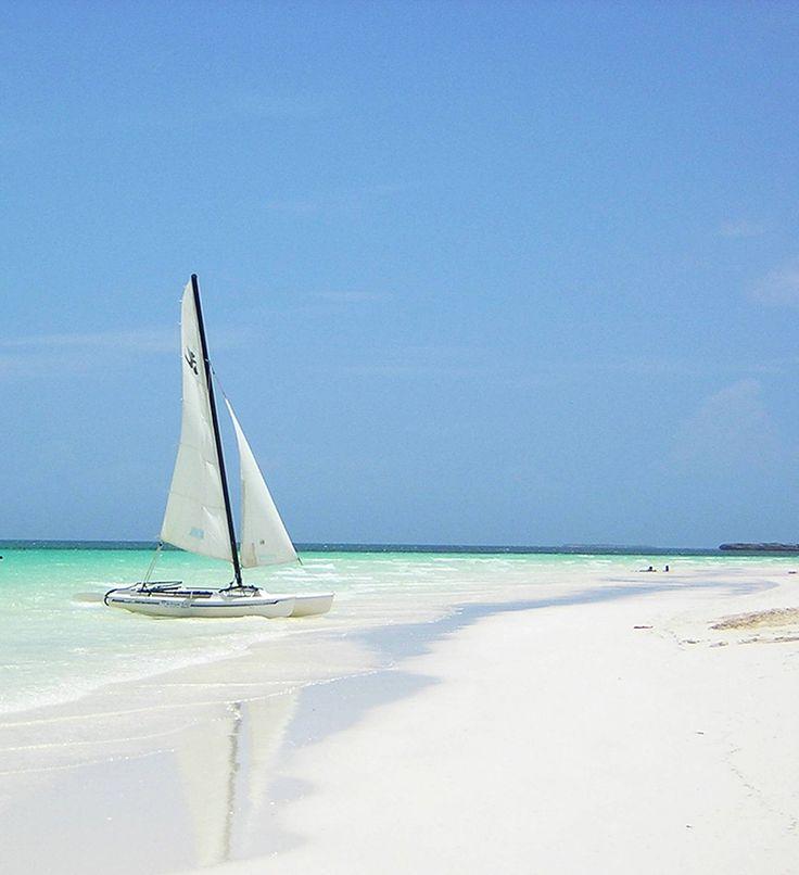 Cayo Coco, Cuba See more dreamy options to escape into.... lizb2c.wordpress....