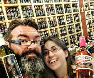 CERVEZA YAÑEZ imaginada al alimón con ORDIO MINERO.Espíritus afines creando nueva original cerveza: Feliz San Jorge! Mañana abrimos!