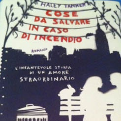 Cose da salvare in caso di incendio di Haley Tanner