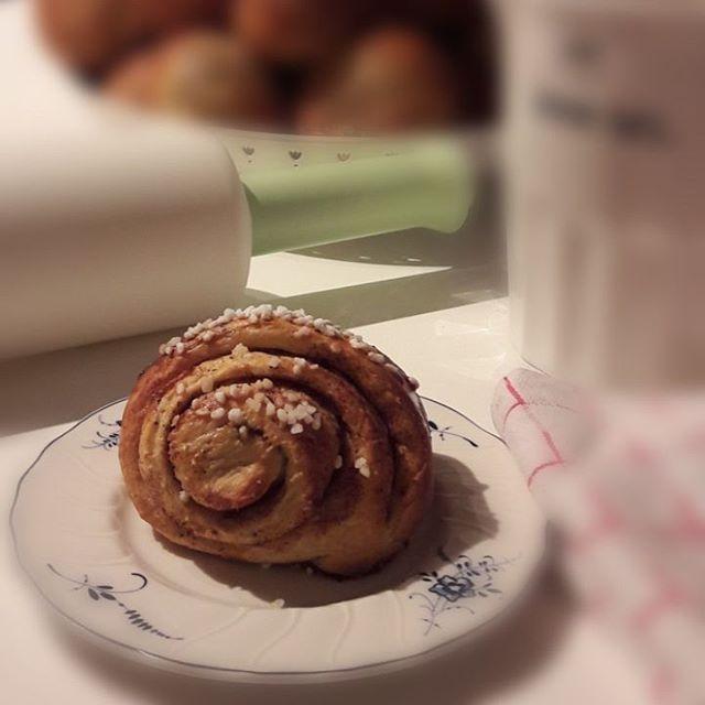 #leivojakoristele #kanelipullahaaste Kiitos @kristiinajarvela