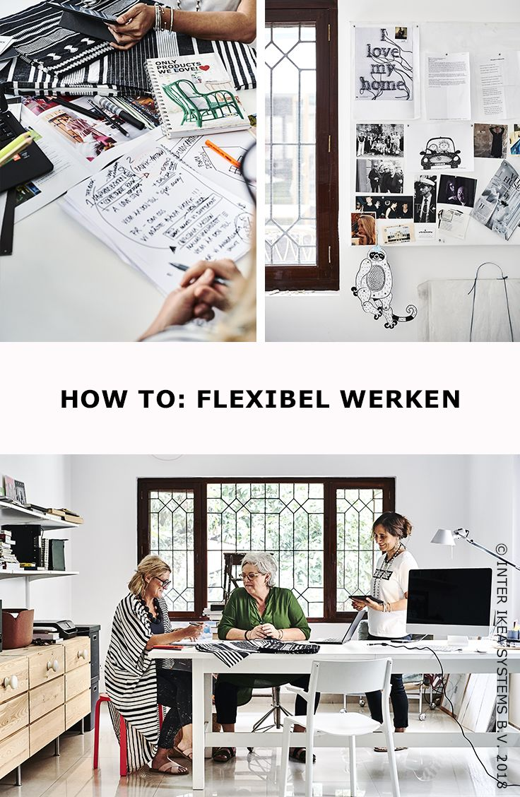 Ga voor een flexibel thuiskantoor met een persoonlijke toets! Zet je favoriete foto's en motiverende quotes in de kijker en laat je inspireren. Ontdek onze ideeën voor een georganiseerde werkruimte waar creativiteit centraal staat. NORDEN Uitschuifbare tafel, 229,-/st. #IKEABE #IKEAidee  Go for a flexible home office with a personal touch! Put your favorite pictures and motivational quotes on display and get inspired. Discover our ideas. NORDEN Extendable table, 229,-/pce. #IKEABE #IKEAidea