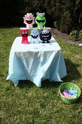 Forgotten Tutorials of 2010 – Monster Birthday Party   littlelifeofmine.com