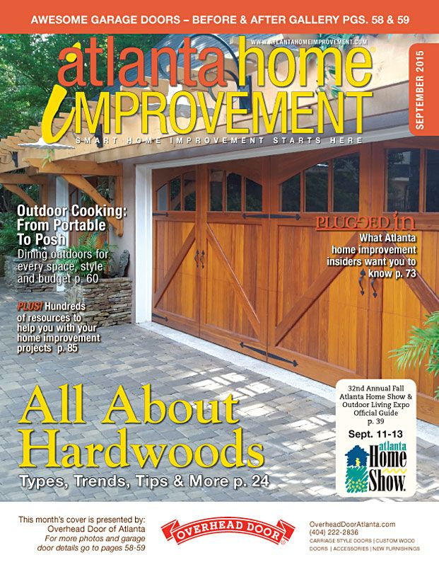 39 best covers atlanta home improvement images on for Garage builders atlanta