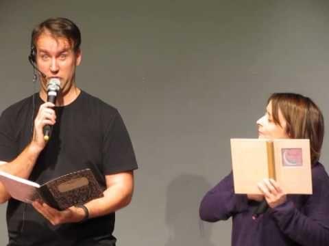 Rachel Dratch reads a diary as Debbie Downer