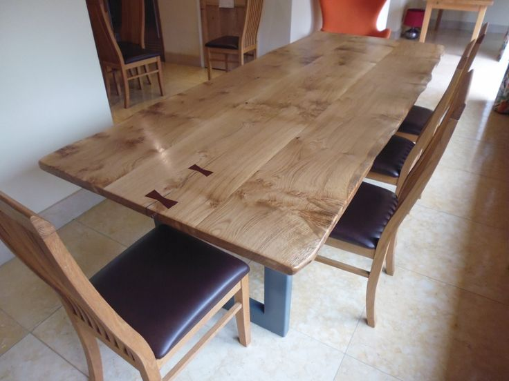 109 best Handmade Tables images on Pinterest