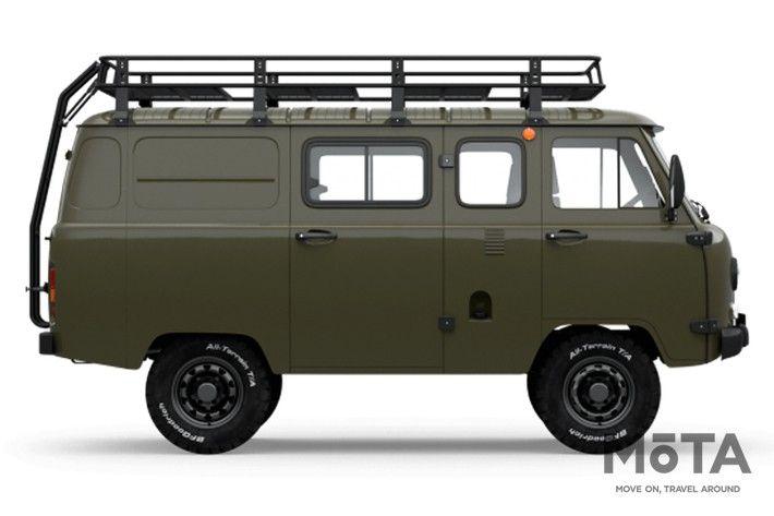 こんなにレトロなデザインが新車で買える 魅力的なロシア車3選 画像ギャラリー No 54 特集 Mota 2021 ロシア 車 ラーダ バスキャンピングカー