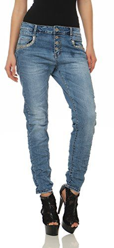 awesome KAROSTAR Damen Jeans Hose Chino Boyfriend Pants Hüftjeans BF 331 (44, Blau) Check more at https://designermode.ml/shop/77028031-bekleidung/karostar-damen-jeans-hose-chino-boyfriend-pants-hueftjeans-bf-331-44-blau/