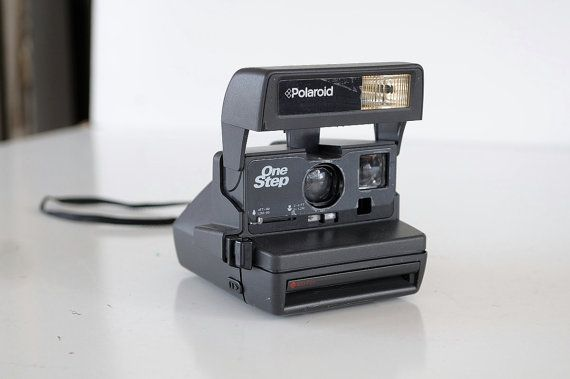 Polaroid ONE STEP 600 Instant Film Camera by TheHeartTheHome
