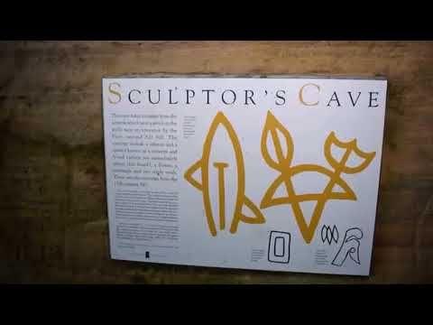 Check out my new video: SCULPTOR'S CAVE ~ Gordonstoun :) https://youtube.com/watch?v=cjCe2DOxouM