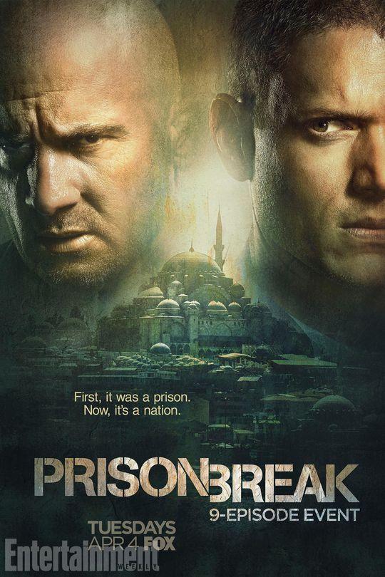 À quelques semaines du grand retour de Prison Break, la chaîne Fox continue d'entretenir l'excitation auprès des fans, à coup de photos ou de teasers... Aujourd'hui, c'est avec un poster officiel que...