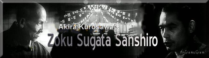 Saga o dżudo 2 / Zoku Sugata Sanshiro (Akira Kurosawa, 1945)