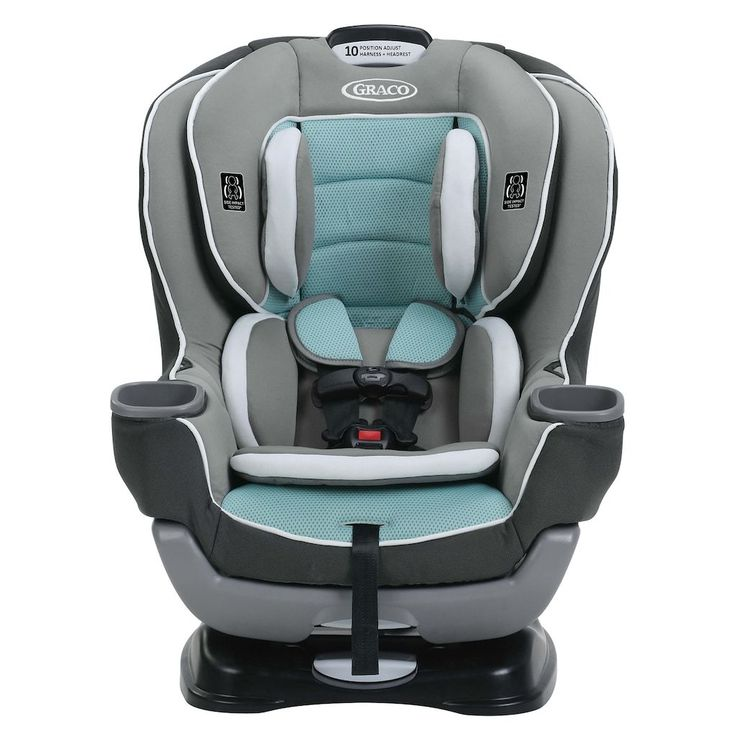 Graco extend2fit convertible car seat sweetcars graco